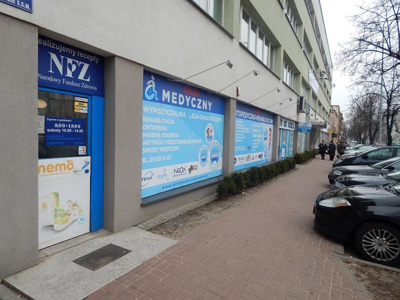 I Siedlce ul. 3 Maja 28 tel. 25 631-14-23 kom. 504 240 302 fax. 25 631-14-23 e-mail: sklep@newartmedica.pl